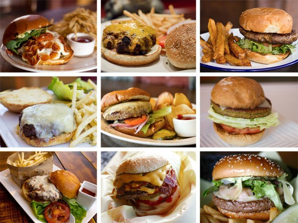 Where To Get Good Burgers Near San Diego Comic-Con