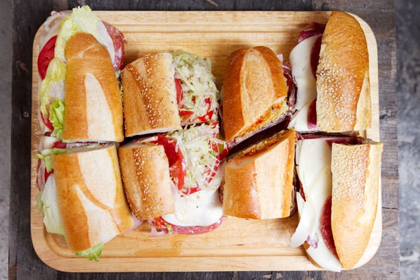 Taste Test: The Best Italian Combo Sandwich in Little Italy