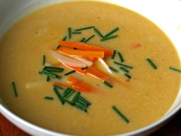 Dinner Tonight: Carrot Vichyssoise Recipe