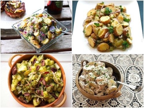 10 Great Takes on the Classic Potato Salad
