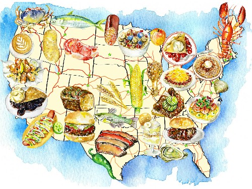 Eating America: A Coast-to-Coast Culinary Road Trip With Jane and Michael Stern