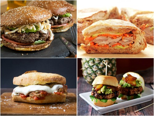 16 Party-Friendly Sandwiches for Your Super Bowl Bash
