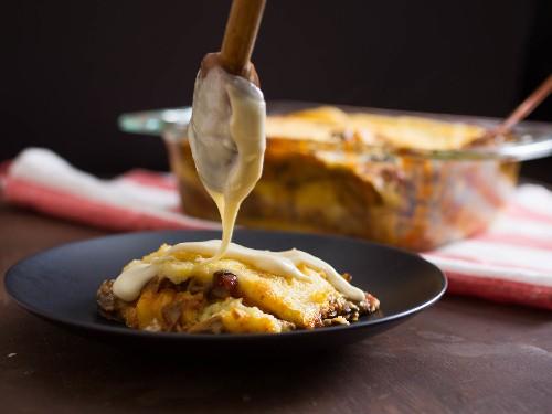 Skip the Pasta and Make Lasagna With Polenta Instead