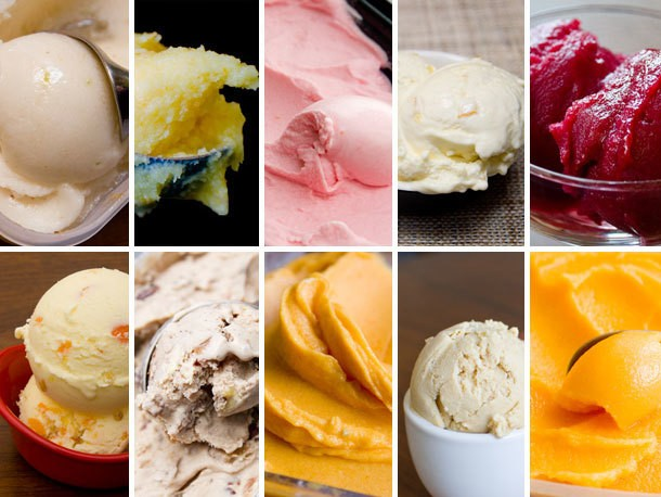 10 Ice Cream Recipes That Use Fall and Winter Fruit