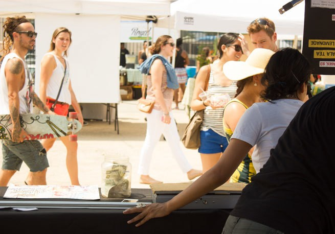 Anatomy of a Smorgasburg Pop Up: Capitalizing On the Off Season and the Real Estate Hunt