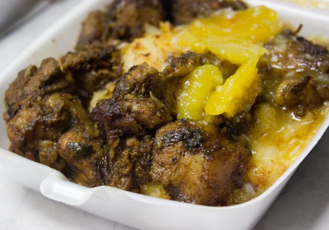 Bronx Eats: A Trinidadian Steam Table in Soundview