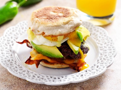 The Breakfast Smash Burger: Hangover Killer for the Gods