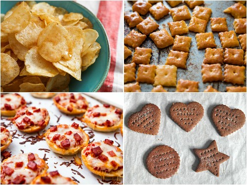 22 Homemade Chips, Crackers, and Snacks to Satisfy All Your Munchies
