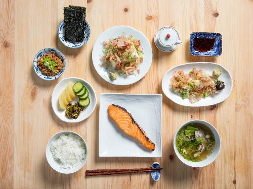 How to Make a Japanese Breakfast