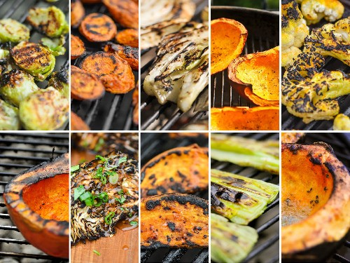 10 Fall Vegetables You Should Put on the Grill
