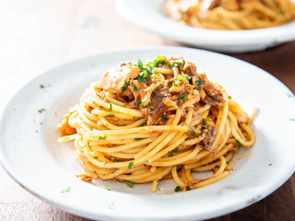 This Italian Pantry Pasta Recipe Has Endless Variations