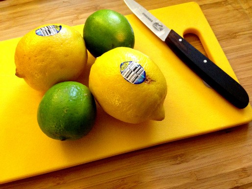 Cocktail 101: How to Cut Citrus Wedges