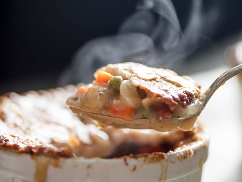 The Best Chicken Pot Pie, With Biscuits or Pastry