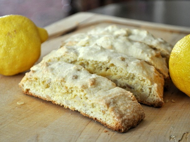 Lemon Pine Nut Biscotti Recipe