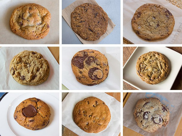 The Best Chocolate Chip Cookies in the Mission, San Francisco