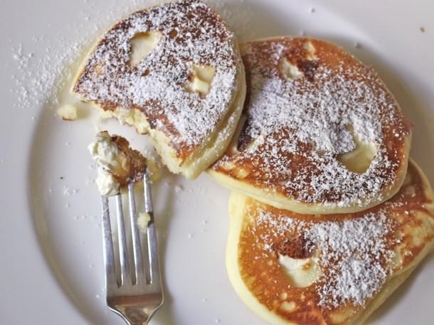 Gluten-Free Cream Cheese Pancakes Recipe