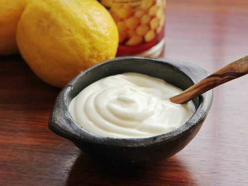 The Food Lab: Use Chickpeas to Make the Easiest Egg-Free Mayonnaise