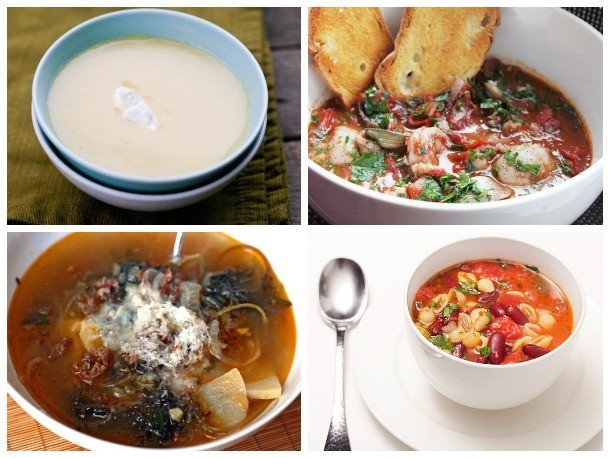 16 Easy Fall Soups