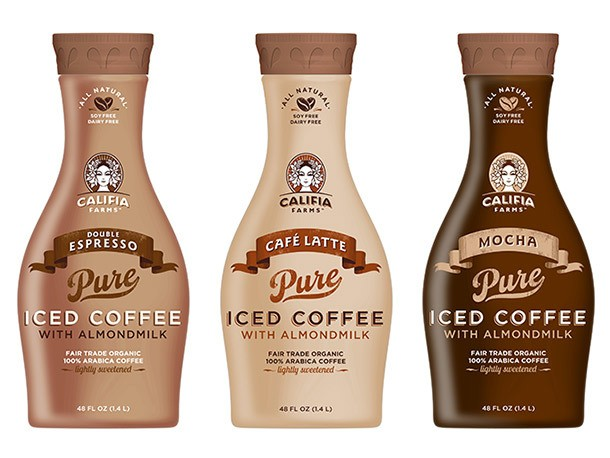 We Try Califia Farms' New Almond Milk Iced Coffees