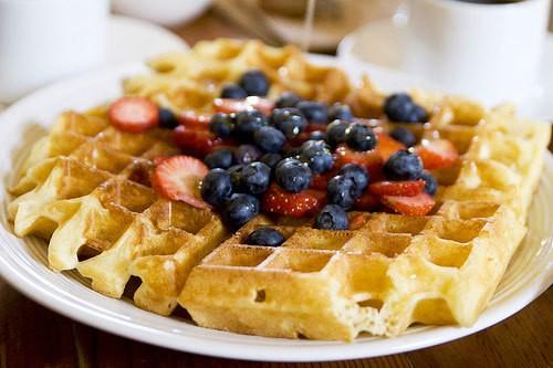 Sunday Brunch: The Greatest Waffle Recipe Ever