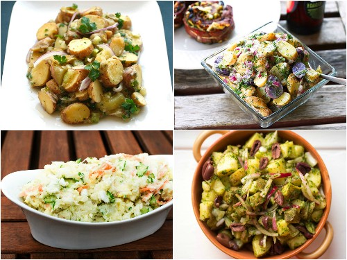 10 Perfect Potato Salad Recipes for a July 4th Spread