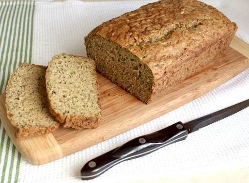 Gluten-Free: Classic Zucchini Bread