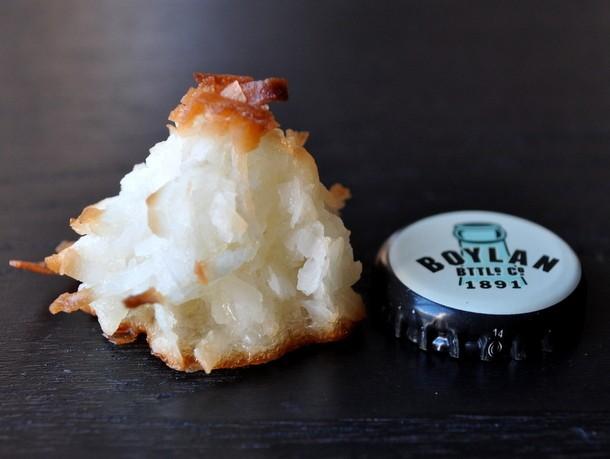 Mini Coconut Macaroons Recipe