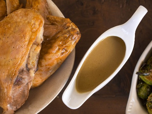 Basic Turkey Gravy Recipe