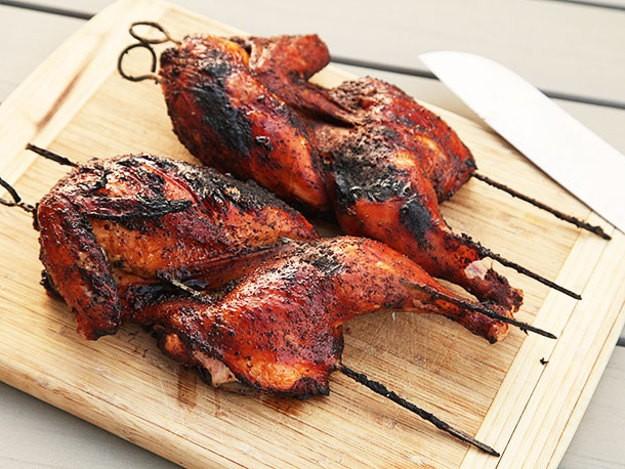 Thai-Style Grilled Chicken (Gai Yang) Recipe