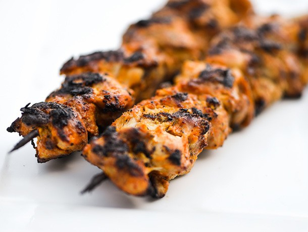 Make This Now: Smoky and Spicy Yogurt-Marinated Chicken Kebabs