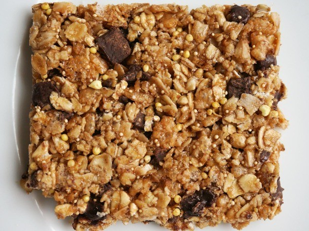 We Try Every Flavor of KIND Healthy Grains Bars