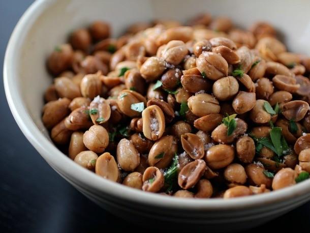 Sea Salt and Vinegar Peanuts Recipe