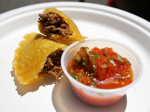 A Mini Tour of Empanadas From Portland Food Carts