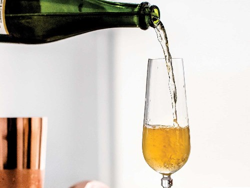 The Best Champagne Glass Is a Wine Glass