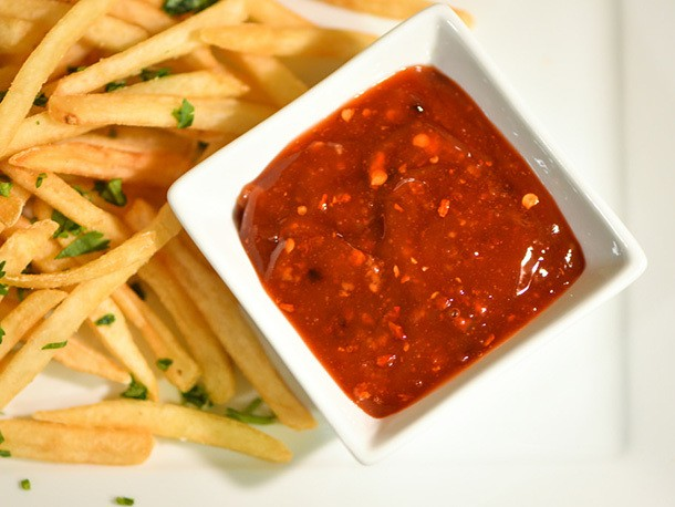Thai Sweet Chili Ketchup Recipe