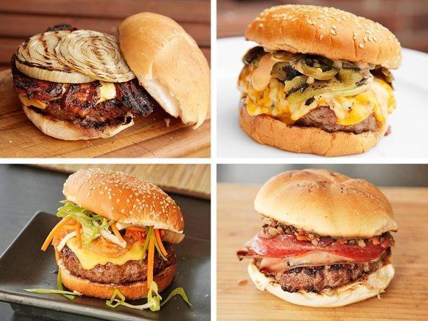 Serious Entertaining: Backyard Burger Bash