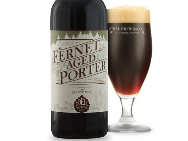 New Beer: Odell Brewing Fernet Aged Porter