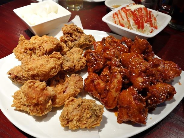Korean Fried Chicken Will Make You Sing at Seattle's Stars in the Sky