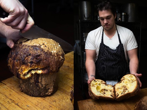 The Secrets to Making Philadelphia's Best Panettone