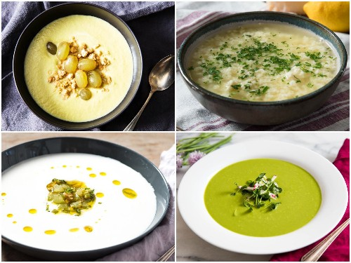 8 Bright and Easy Spring Soup Recipes