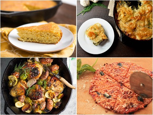 19 Recipes to Make the Most Out of Your Cast Iron Skillet