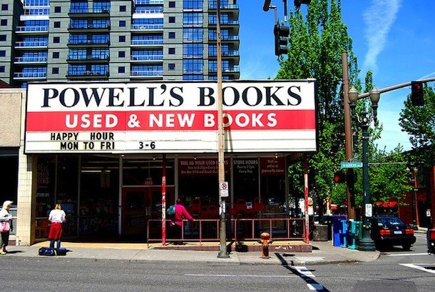 Portland Neighborhood Guide: Where to Eat Near Powell's City of Books