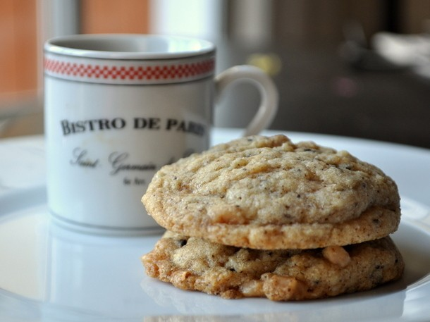 Toffee Espresso Drop Cookies Recipe