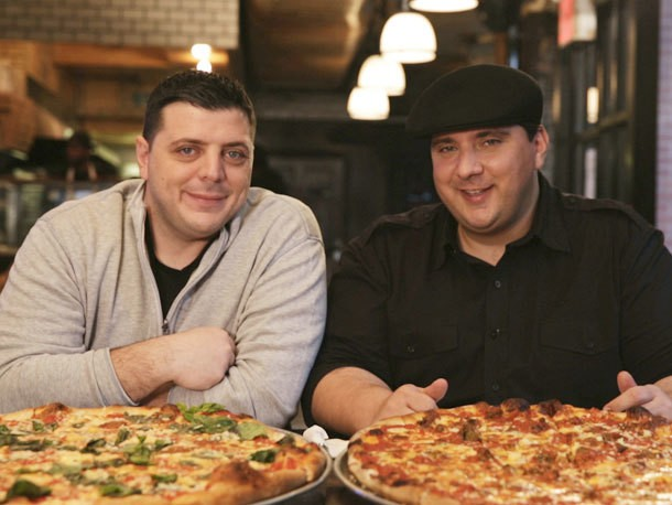 The Artichoke Basille Duo Talks New TV Show, 'Pizza Cuz'