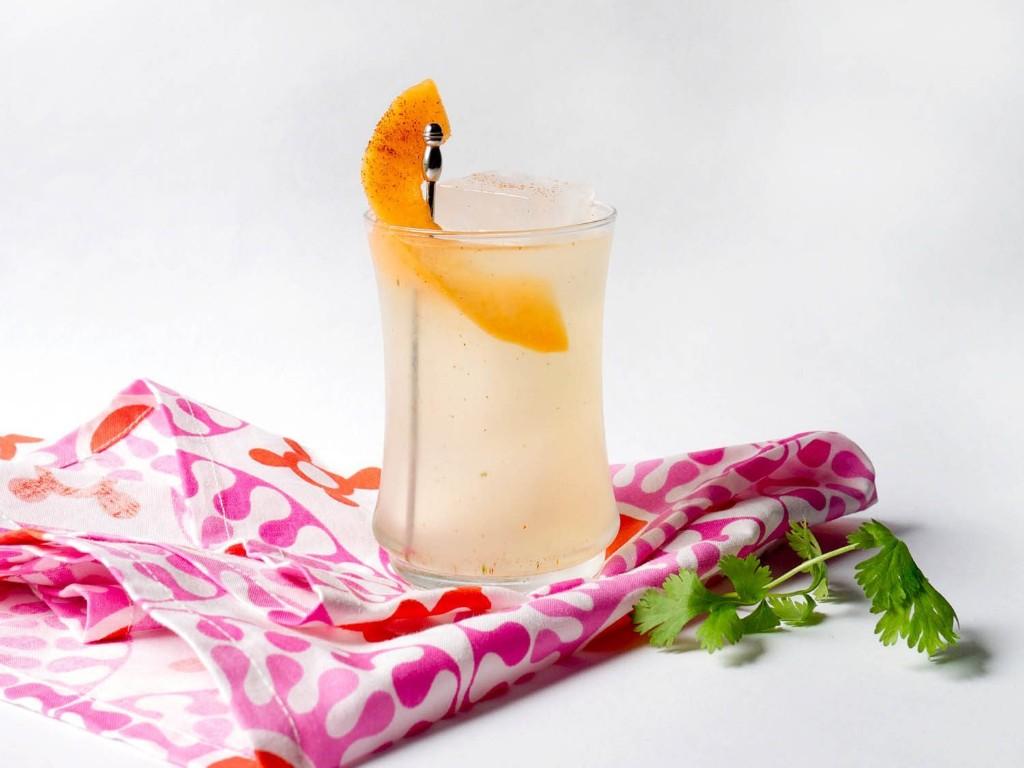 Spicy Melon Cocktail Recipe