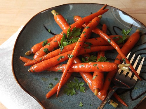 Sous Vide Glazed Carrots Recipe