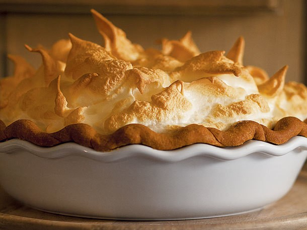 Gramercy Tavern's Lemon Meringue Pie