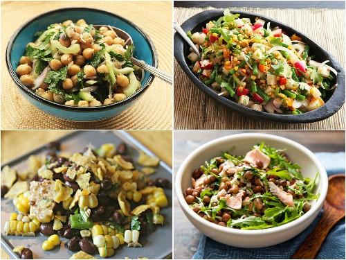 12 Crowd-Pleasing Bean Salad Recipes
