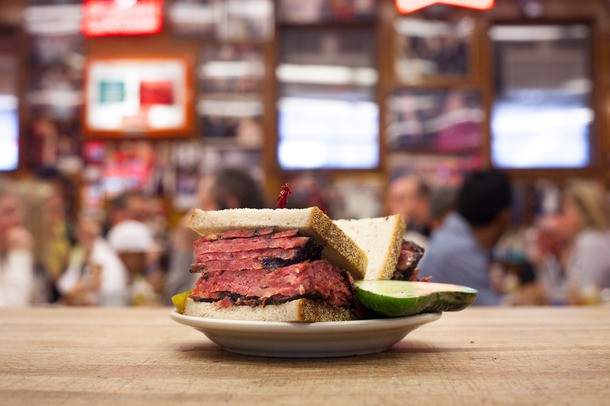 What's the Difference Between Pastrami and Montreal Smoked Meat?