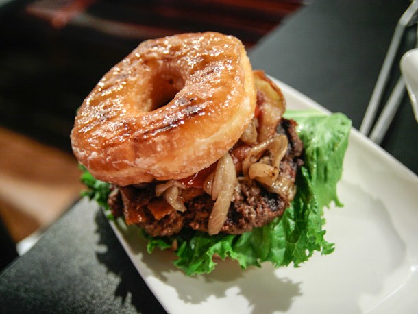 Skip the Ramen and Donut Burgers at Buzz in Chicago